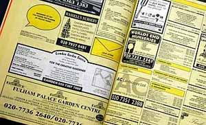 yellow pages directory open