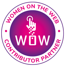 women on the web logo