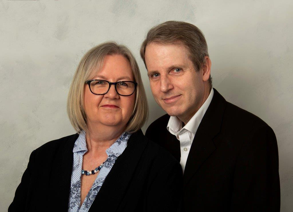 Accredited SEO Marketers Helen and Alan Say